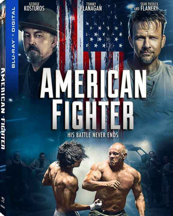 """AMERICAN FIGHTER - #GIVEAWAY #DIGITALCODES""""Desperate for cash to save his deathly ill mother, college wrestler Ali (Geor..."""