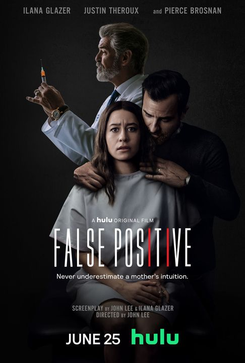 False Positive is out today on Hulu!Looking for a phantasmagoric & slightly disturbing weekend adventure w/ Ilana Glazer...