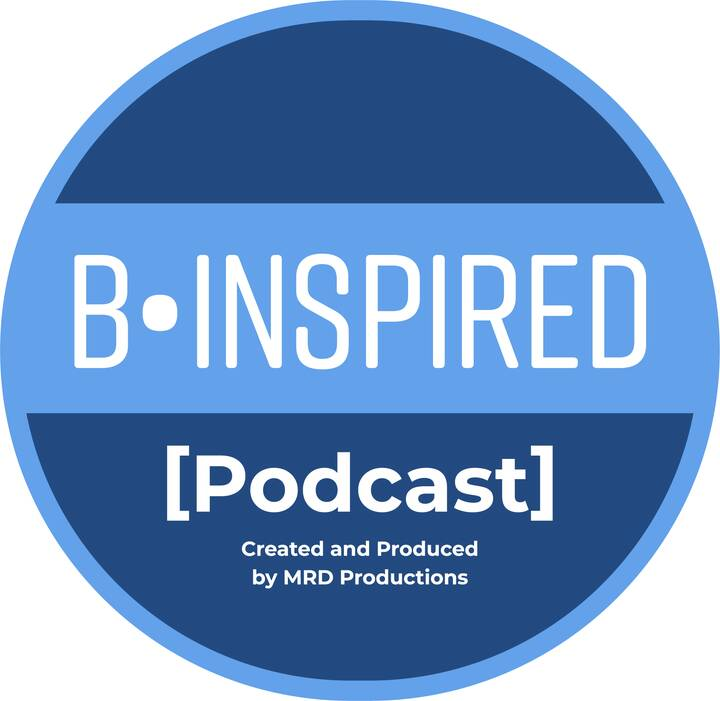 BINSPIRED [PODCAST] will launch on May 5th, 2019 at 12 noon. Our first special guest Patrick Ward has a story that will ...