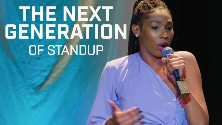 """Looking for some standup comedy this weekend? Watch """"The Next Generation of Standup"""" - Part 2. Barry Brewer Jr leads the..."""