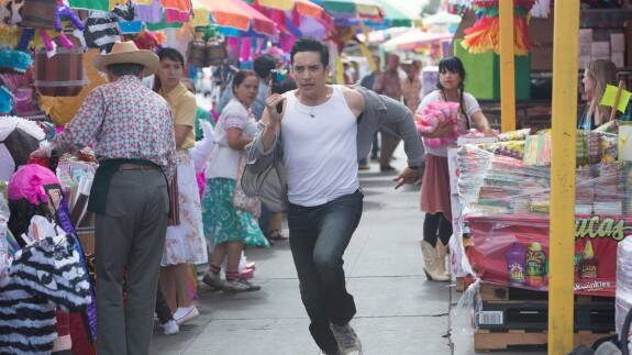 """El Rey's new show """"Matador"""" has a new trailer and premiere date! 7/15. Check it out:"""