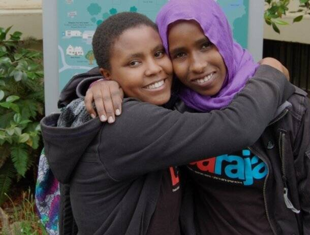Friends & family in Cali -- tune in to KCET at 9pm PT tonight for the broadcast of all three of our Daraja Girls films! ...