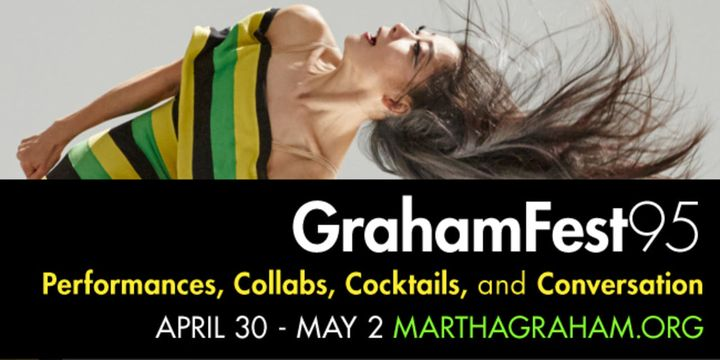 Spring Faces - Please join us to celebrate the Martha Graham Dance Company's 95th Season! Featuring Graham classics, the...