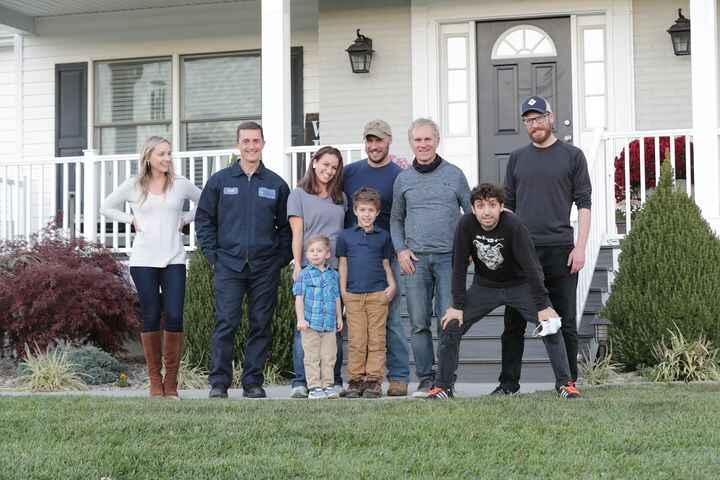 Cast and Crew - Tri-County Pumps TV commercial