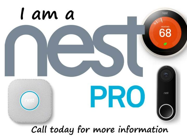 We offer full line of Nest products including indoor and outdoor security cameras with installation. Call us for quote!