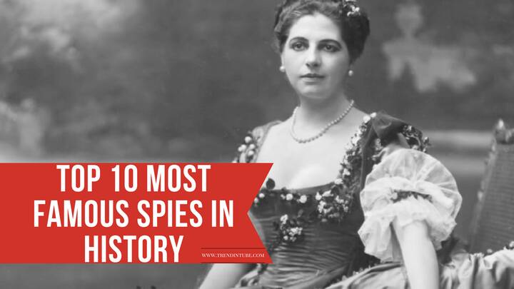 Top 10 Most #Famous #Spies in #History - You Must Know / #Watch nowhttps://www.youtube.com/watch?v=1-tuTIEQllE
