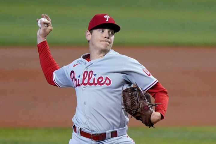 Spencer Howard gets the start on the mound tonight for the Philadelphia Phillies as they look to bounce back from last n...
