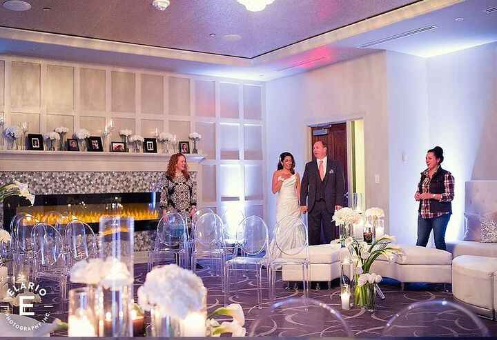 @677prime can plan your engagement party, cocktail hour, and reception. With 5 different room options that can fit 10-20...