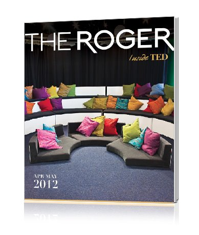 ISSUE II IS HERE!! Check it out at www.therogermag.com