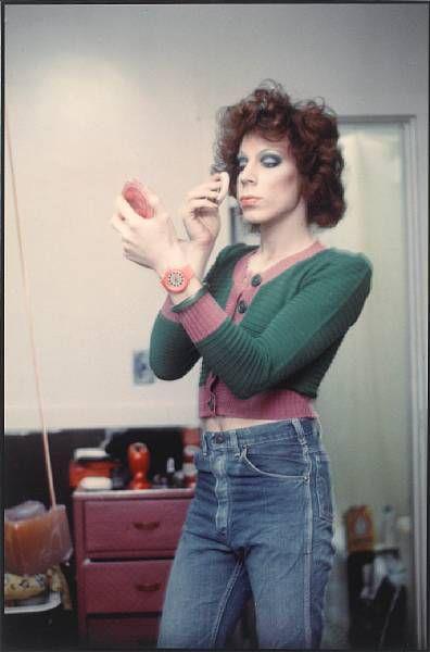 Nan Goldin. NY. 1982.
