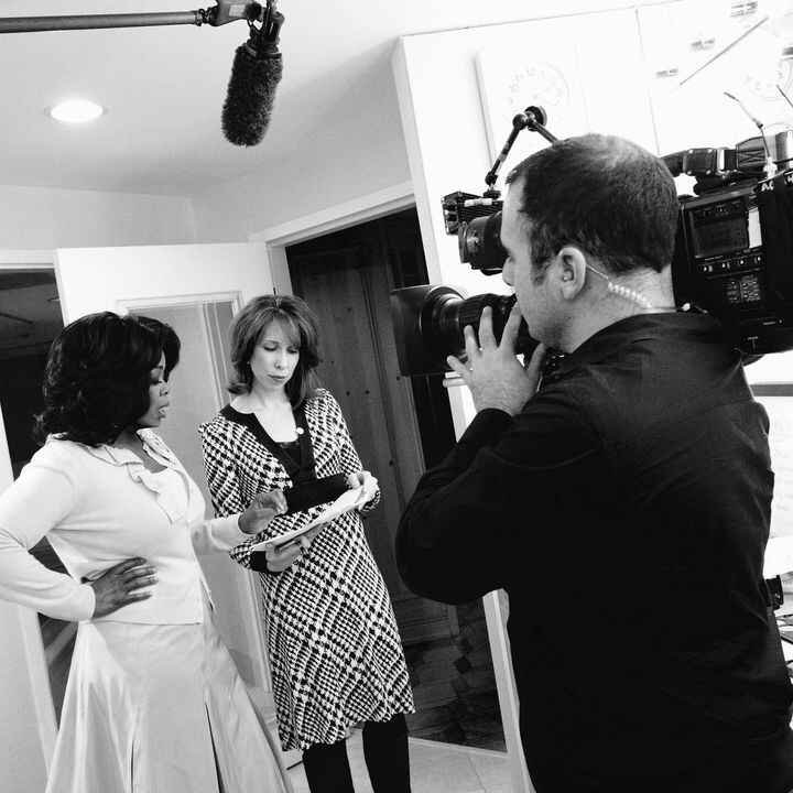 Happy Birthday OW! Throw back to 2010 shooting the last season of the Oprah Winfrey Show. Cheers to those who made it al...