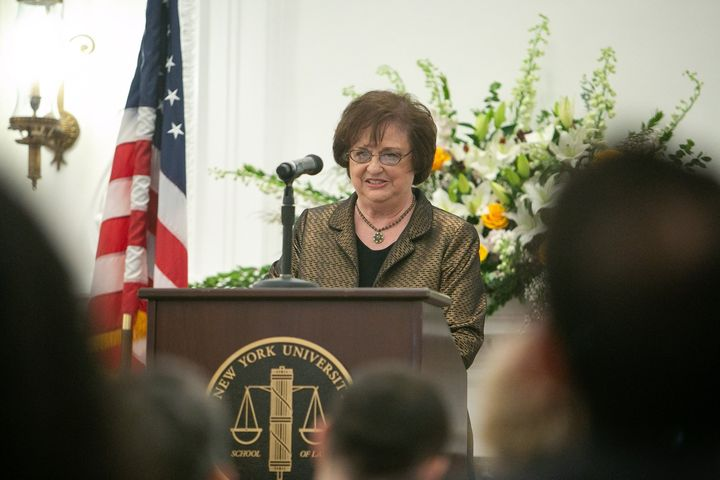 A big thanks to everyone who attended or spoke at Barbara Underwood's dedication ceremony!