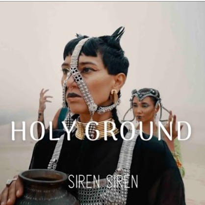 """@sirensirenofficial """"Holy Ground"""" video now streaming  