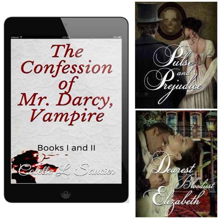 🎃 Halloween Limited Edition 2-for-1The Confession of Mr Darcy, Vampire - Books I and IINow available on Kindle, Nook, an...
