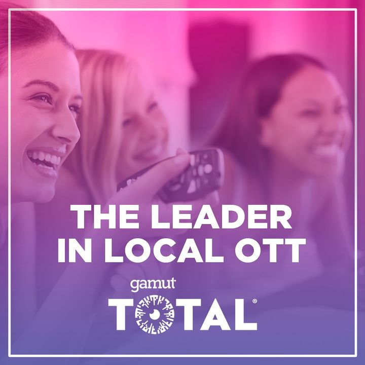 Only Gamut TOTAL® delivers everything the evolving local OTT advertising landscape demands: content, audience, data, rea...