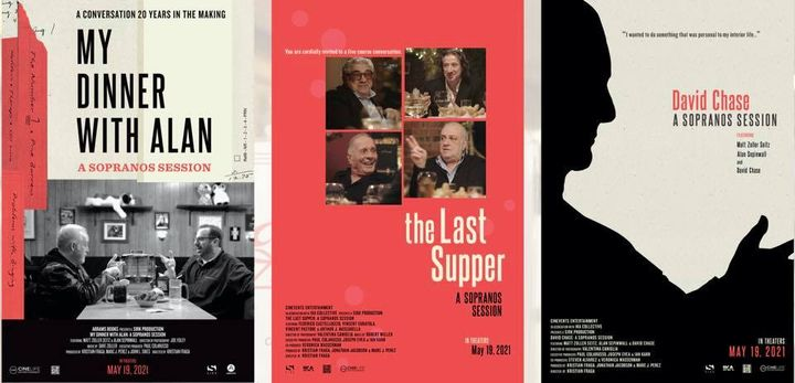 BADA BING! IKA is thrilled to announce the THEATRICAL release of a Sopranos triple feature we produced with SIRK Product...