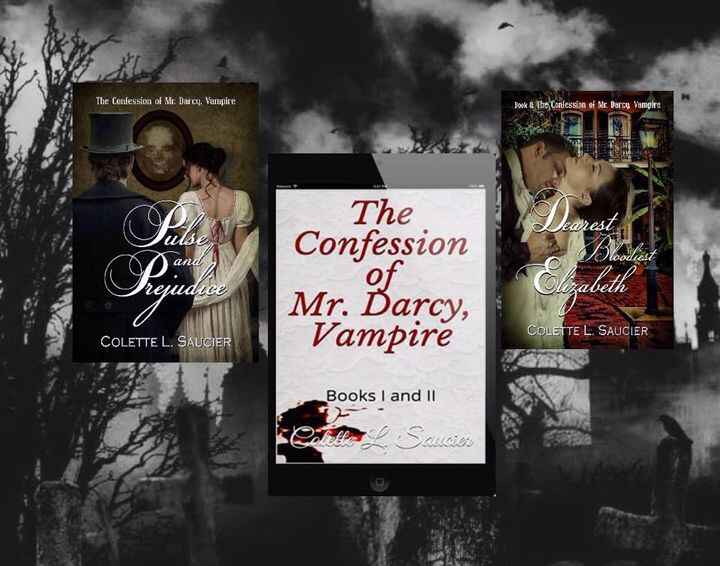 🎃 Time is running out for the Halloween Limited Edition 2-for-1 Special eBook: The Confession of Mr Darcy, Vampire - Boo...
