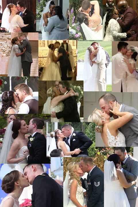 To all the couples who trusted me to capture their wedding day, may you ring in the New Year with as passionate kisses a...
