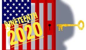 Juneteenth can be the key to opening so many doors, from Hopelessness to Opportunity, From Bars II Beyond.