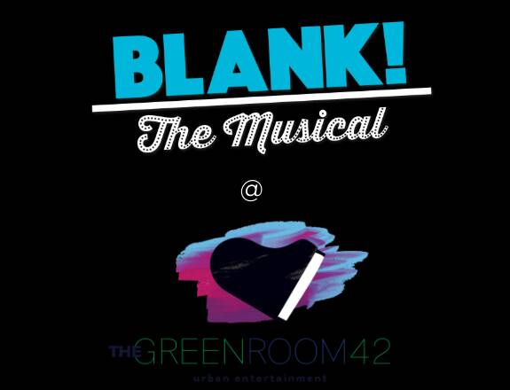 Join us tomorrow night for a special edition of Blank! at The Green Room 42!https://www.facebook.com/events/191337080562...