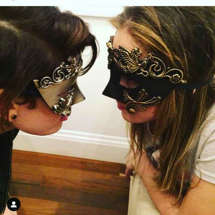 We've got our masks on! Ready for #purim !! stayed tuned for #difroyen