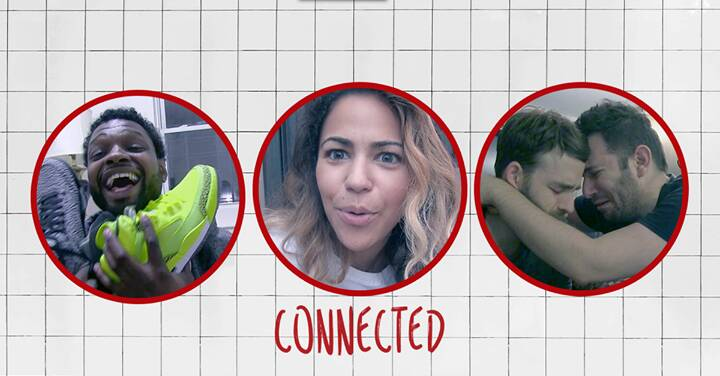 Check out ALL NEW EPISODES streaming now on www.aol.com/connected! #IAMCONNECTED #connected