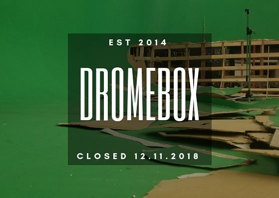 DromeBox was an experment in good will, community, and artistic exploration. Today, we close our doors to begin a new ch...