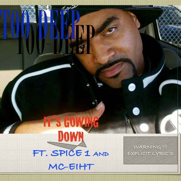 """Too-deep """"The Rebirth of G-funk""""'s cover photo"""