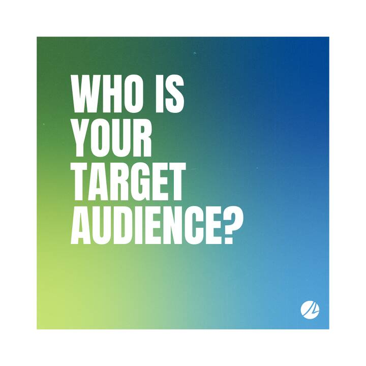 If you have your target audience down pat, you're already halfway to success.Your target audience is comprised of your p...