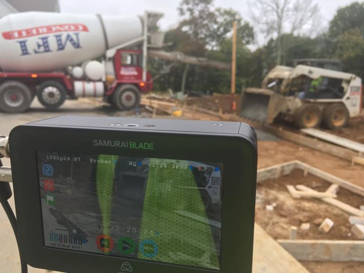 Safety video project for MFI concrete.