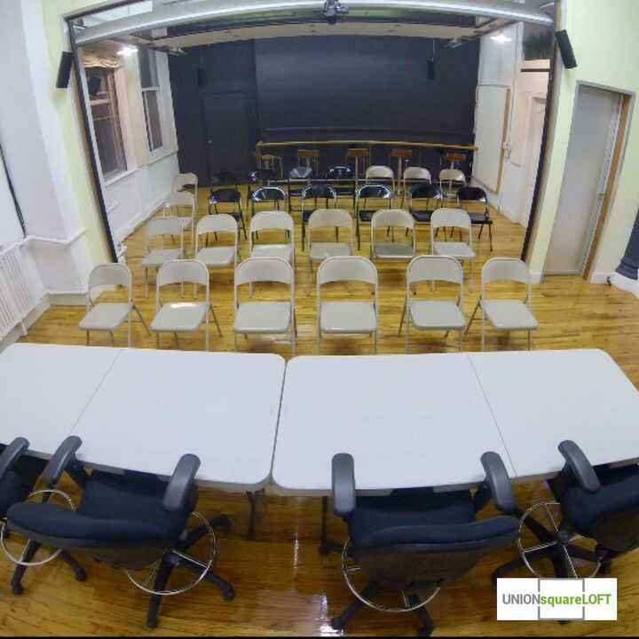 Focus Group Facility • Corporate & Private Events • Video Production & Photography Studio at @unionsquareloft An Open & ...