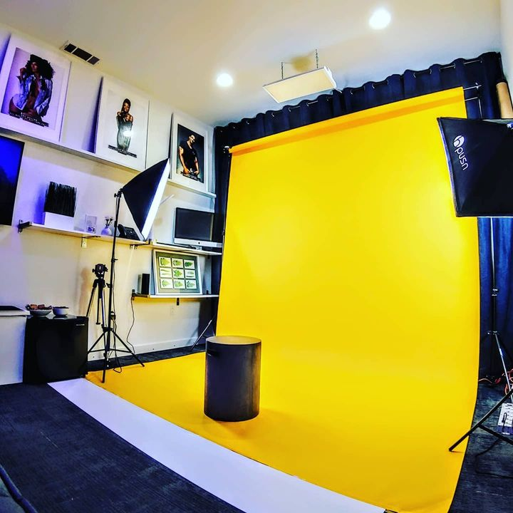 We made #history this past Saturday @impkstudios with our very 1st #photoshoot in Studio B; a transitional studio; so it...