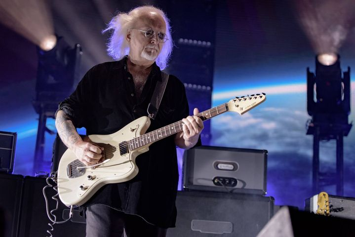 A great build for a great human! Check out the photos below of our latest build for Reeves Gabrels as he tours with The ...