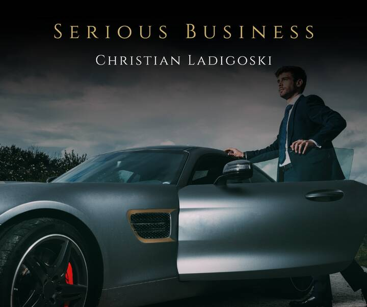 """A few months ago, we released this action packed score by Christian Ladigoski titled...""""SERIOUS BUSINESS"""" 👔. If you have..."""