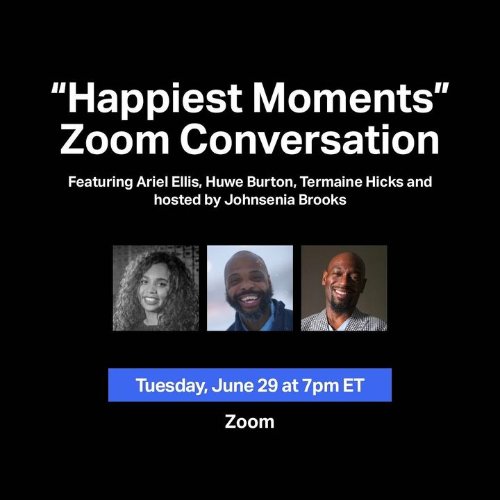 The Innocence Project is hosting a live virtual conversation TONIGHT at 7pm ET with exonerees, Termaine Hicks, Huwe Burt...