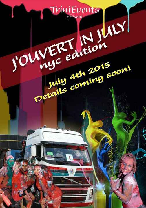 Callaloo Media Production.J'ouvert In July NYC Edition. Follow us on FB at J'ouvert in July NYC or TriniEvents for more ...