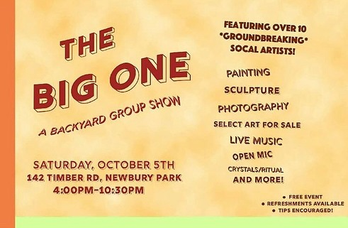 """""""Moorpark and the surrounding area are home to many artists, painters and musicians. On Oct. 5 a backyard arts show will..."""