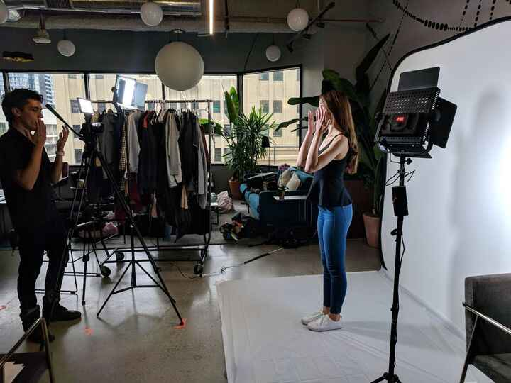 It's essential to shoot with an Industry standard photographer and not just with a friend.  Once you learn how to recrea...