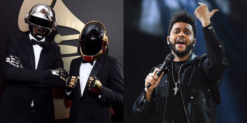 This Year, At The Grammys.