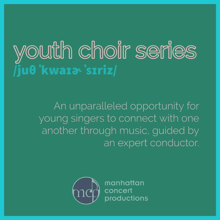 #DefiningMCP continues with our #YouthChoirSeries: a unique combination of artistry and education, this series is geared...