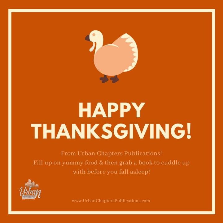 Happy Turkey Day! ✨We're so thankful for your support throughout the years!