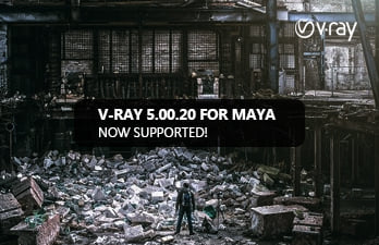 Rendercore Lab Now Supports V-ray 5.00.20 for Maya!https://www.rendercore.com/en/boards/blogs/www-posts/fdc649ee-8557-47...
