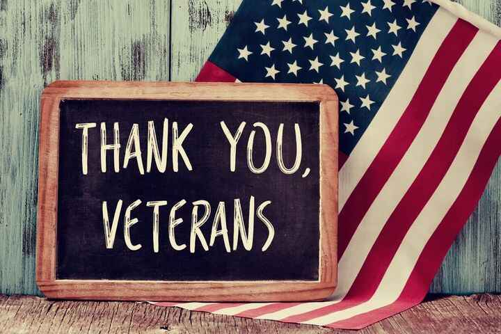 Thanks to ALL who have served.