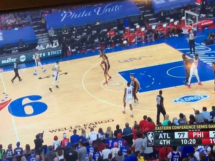 Dear #AtlantaHawks, you got to make these free throws and kick up this defense if you really try'na win. #JerseyGirlSpor...