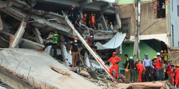 As the fifth anniversary of the #RanaPlaza factory collapse approaches, we dedicate a newsletter to articles on the trag...