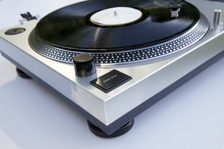 Do you know anyone who still collects or listens to vinyl records? Let us know!