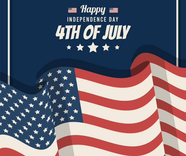 Happy 4th of July from our family to yours!! #USA #APTECHOKC