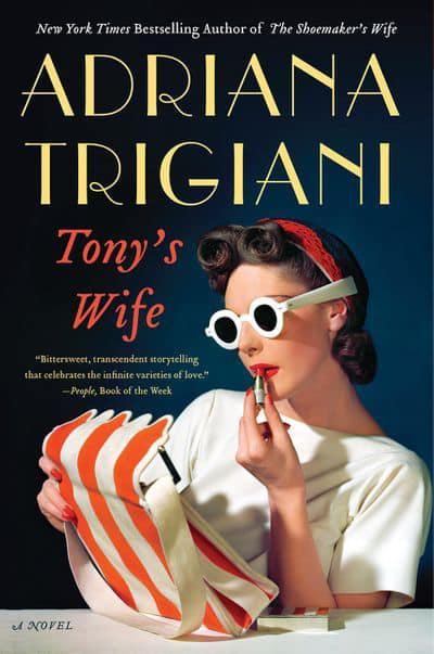 Congratulations Adriana Trigiani! TONY'S WIFE is the winner of the People's Choice Award in Fiction at the 22nd Annual L...