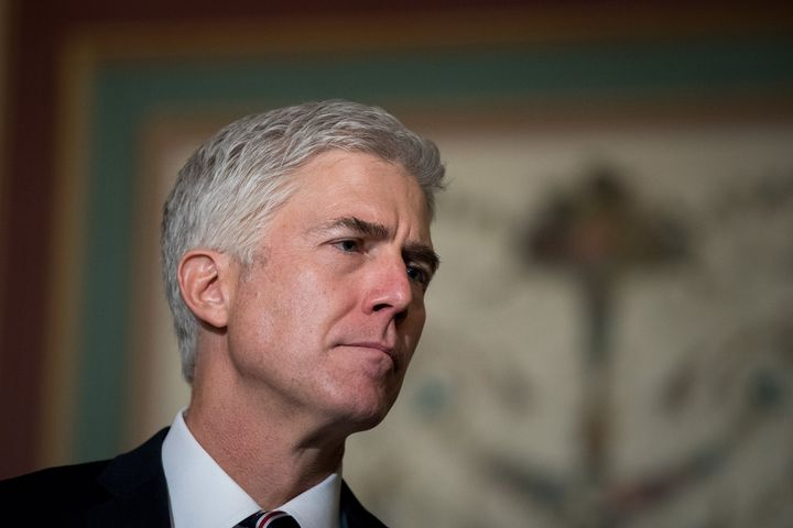 Donald Trump's nominee to the Supreme Court deserves a fair hearing from the U.S. Senate. http://www.mercurynews.com/201...
