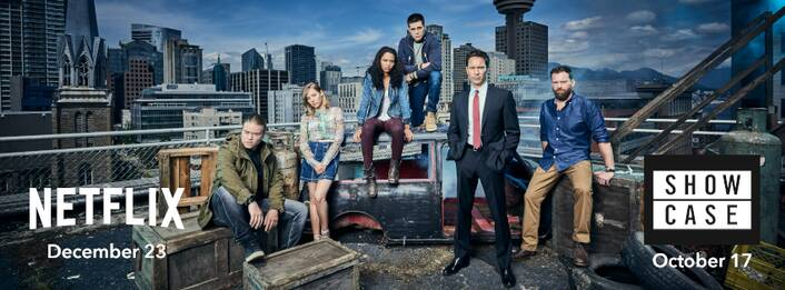 This just in! Travelers, the Netflix and Showcase show starring Leah Cairns has been renewed for a second season! http:/...